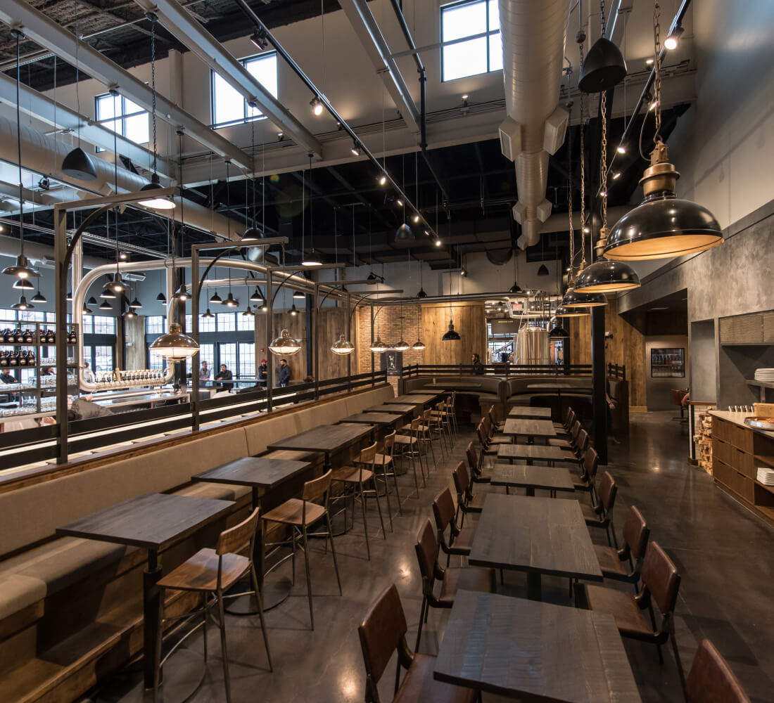 Goose Island Brewhouse - Dining Experience