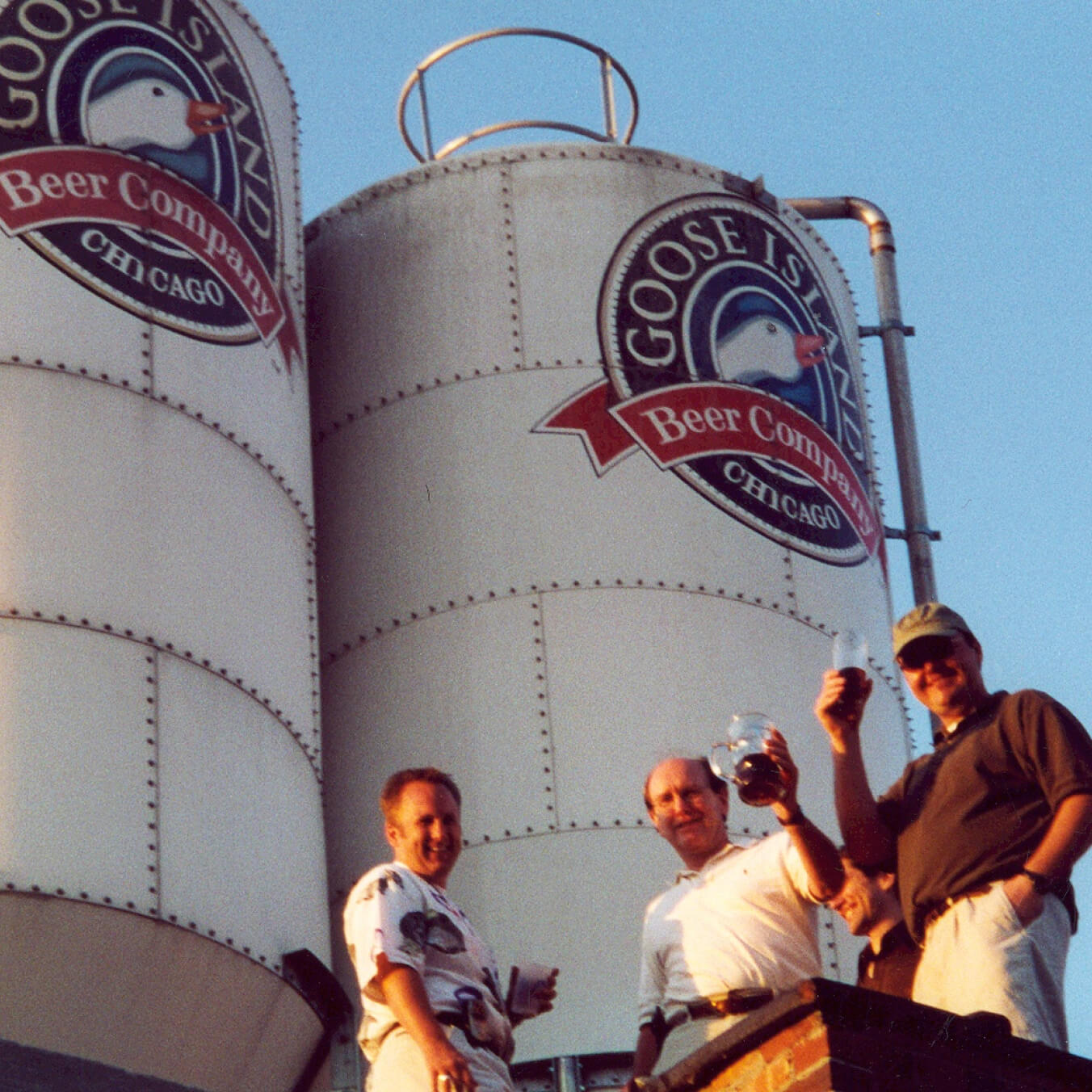 Goose Island Brewhouse - Beer company Chicago Brewery